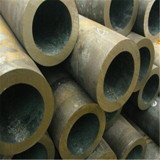 Porcellana ASTM A53 Gr. B ERW Schedule 40 Black Carbon Steel Pipe Used For Oil and Gas Pipeline fornitore