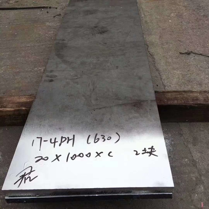 17-4PH Stainless Steel Plate SUS630 Steel Plate SUS 630 Stainless Steel H1025 W.Nr 1.4542 X5CrNiCuNb17 4
